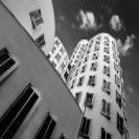 Architektur monochrom